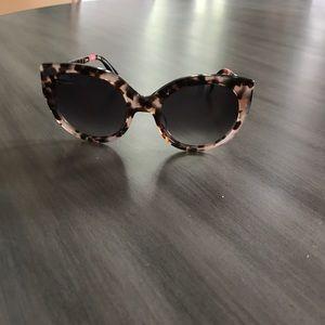 5ece18b81e71e Toms Accessories - Toms Louisa Rose tortoise cat eye sunglasses